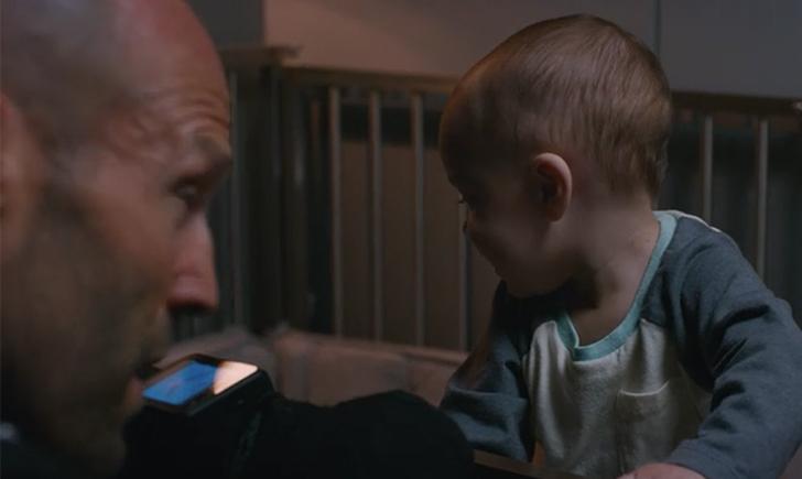 赤ん坊を救うデッカード