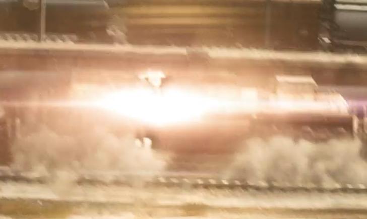 電車を破壊する