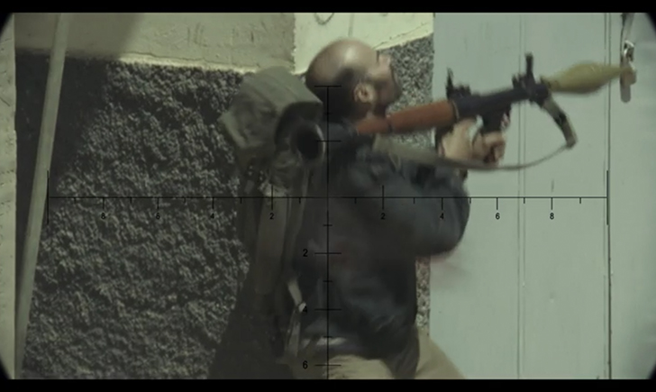 sniping