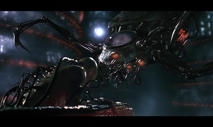 マトリックス-ロボット